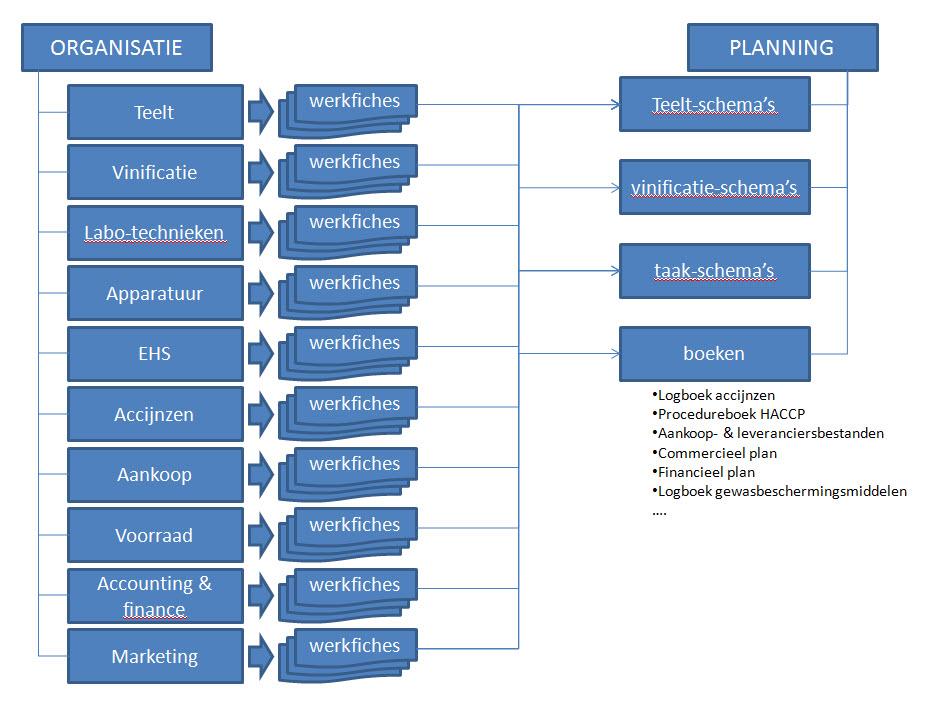 organisatieplanning